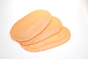 エビ煎餅の写真素材 [FYI01241334]