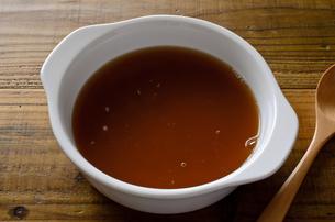オニオンスープの写真素材 [FYI01241534]