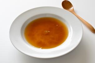 オニオンスープの写真素材 [FYI01241542]
