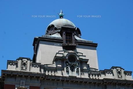 市政資料館の写真素材 [FYI01242209]