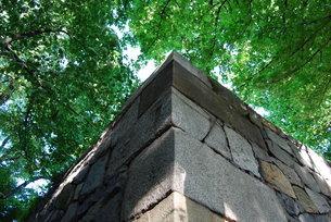 石垣の写真素材 [FYI01242223]