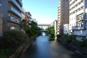 運河の写真素材 [FYI01242228]