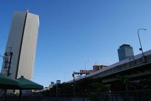 高層ビルの写真素材 [FYI01242237]