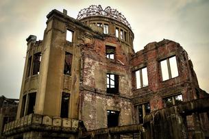 原爆ドームの写真素材 [FYI01243117]