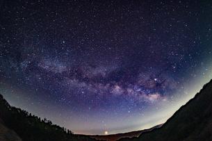 天の川の写真素材 [FYI01243151]