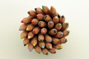 色鉛筆の写真素材 [FYI01243429]
