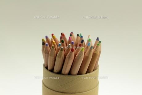 色鉛筆の写真素材 [FYI01243430]