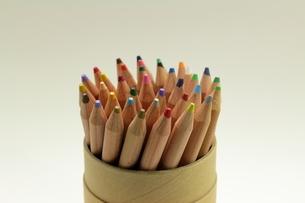 色鉛筆の写真素材 [FYI01243431]