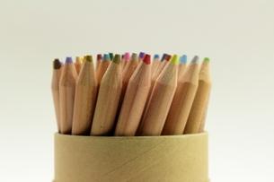 色鉛筆の写真素材 [FYI01243432]