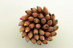 色鉛筆の写真素材 [FYI01243433]