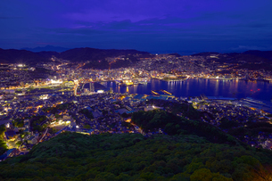 長崎夜景の写真素材 [FYI01244184]