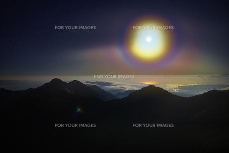 石鎚山の写真素材 [FYI01244194]