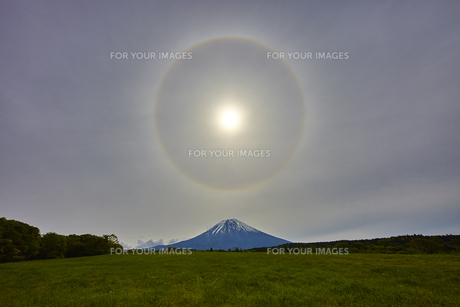 富士山の写真素材 [FYI01244197]