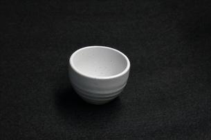 白いカップの写真素材 [FYI01244453]