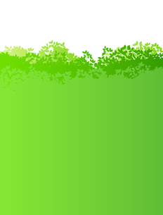 緑イメージ 背景素材のイラスト素材 [FYI01244602]