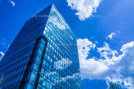 東京の高層ビルのイメージの写真素材 [FYI01245038]