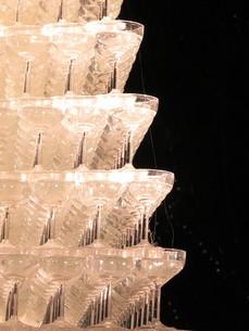 ワイングラスの写真素材 [FYI01245255]