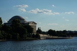トーマス・ジェファーソン記念館の写真素材 [FYI01245417]