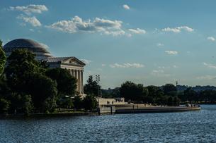 トーマス・ジェファーソン記念館の写真素材 [FYI01245419]