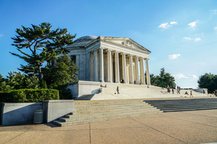 トーマス・ジェファーソン記念館の写真素材 [FYI01245420]