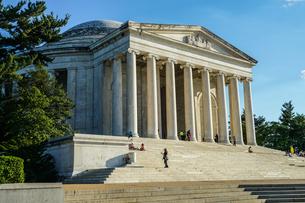 トーマス・ジェファーソン記念館の写真素材 [FYI01245421]
