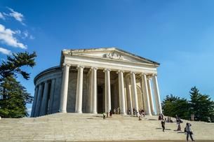 トーマス・ジェファーソン記念館の写真素材 [FYI01245422]