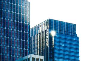 東京丸の内のビジネス街・オフィスビルのイメージの写真素材 [FYI01245445]