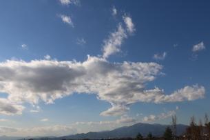 雲の写真素材 [FYI01245677]