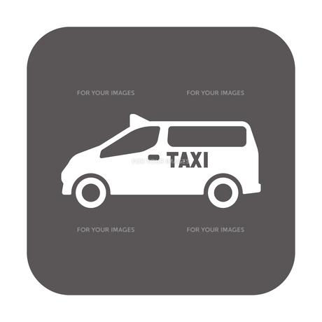 ユニバーサルデザインタクシーのイラスト素材 [FYI01245905]