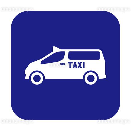 ユニバーサルデザインタクシーのイラスト素材 [FYI01245906]