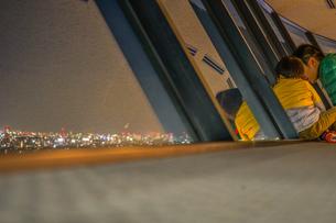 文京シビックセンター展望台の写真素材 [FYI01246065]