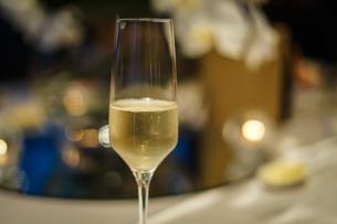 白ワインのイメージの写真素材 [FYI01246071]