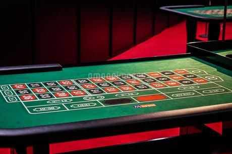 カジノのイメージの写真素材 [FYI01246285]