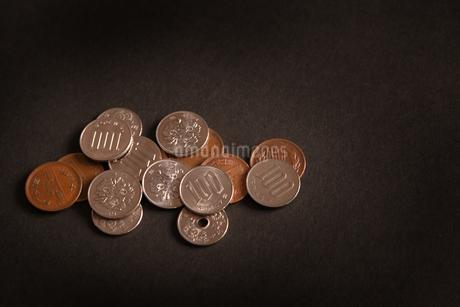小銭の写真素材 [FYI01246423]