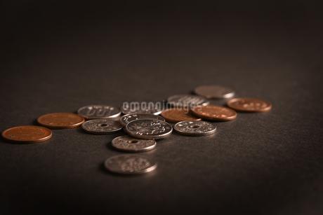 小銭の写真素材 [FYI01246424]