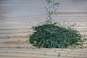 日本茶の写真素材 [FYI01246533]