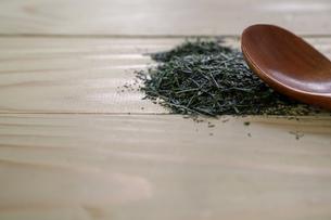 日本茶の写真素材 [FYI01246534]