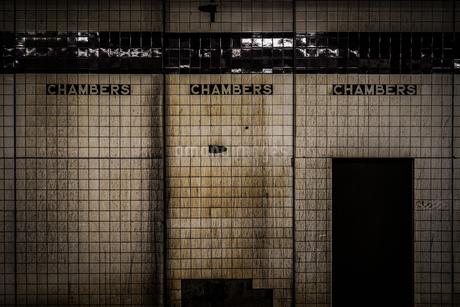 ニューヨークの地下鉄のイメージの写真素材 [FYI01246728]