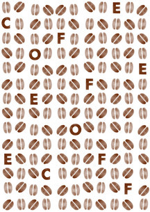 coffee beansのイラスト素材 [FYI01246774]