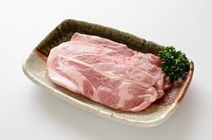 豚ロースの写真素材 [FYI01246970]