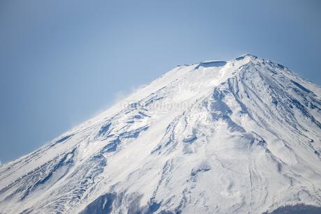 雪山・富士山の写真素材 [FYI01247010]