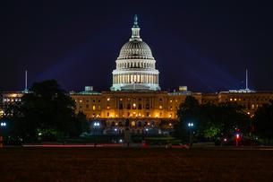 アメリカ合衆国議会議事堂(United States Capitol)の写真素材 [FYI01247105]