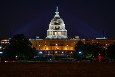 アメリカ合衆国議会議事堂(United States Capitol)の写真素材 [FYI01247108]