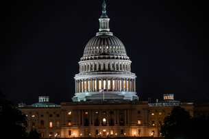 アメリカ合衆国議会議事堂(United States Capitol)の写真素材 [FYI01247116]
