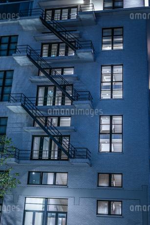 おしゃれな建物のイメージの写真素材 [FYI01247587]
