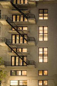 おしゃれな建物のイメージの写真素材 [FYI01247588]