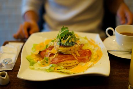 ホットケーキ・パンケーキのイメージの写真素材 [FYI01248138]