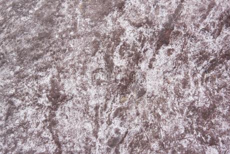 黒と灰色の岩の表面の写真素材 [FYI01248697]