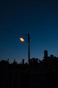 古びた街灯の写真素材 [FYI01248820]