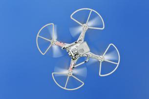 空撮専用の小型ドローンの写真素材 [FYI01248849]